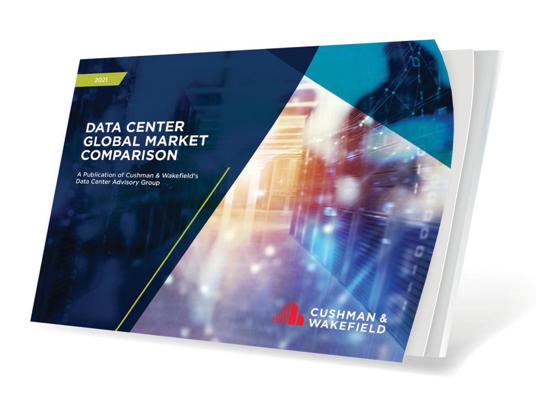 2021 데이터 센터 글로벌 시장 비교