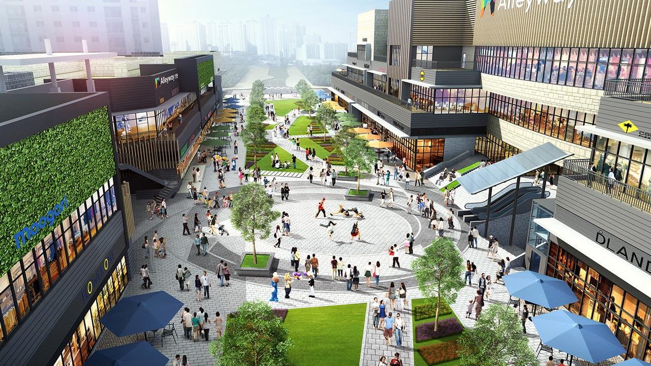 Alleyway Incheon