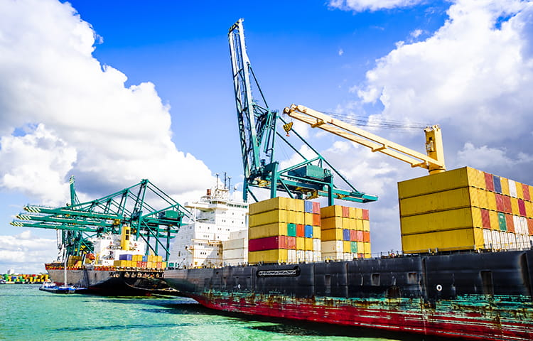 The Belgian industrial and logistics market