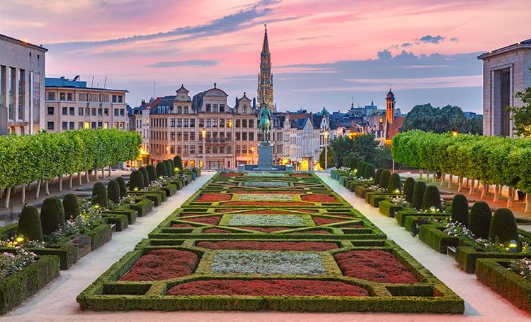 Belgian hospitality industry