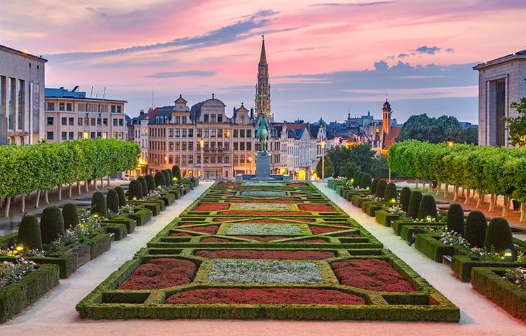 Belgian hospitality sector