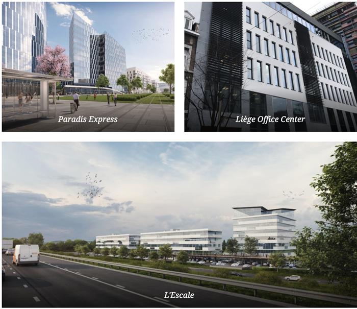 Office Developments Liège
