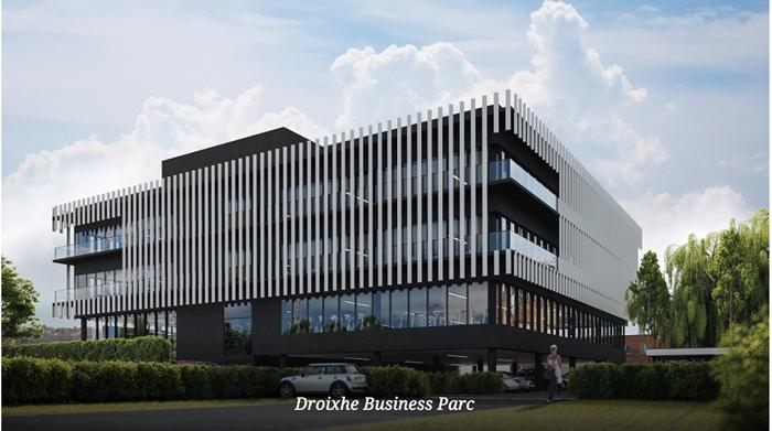 Liège Droixhe Business Parc