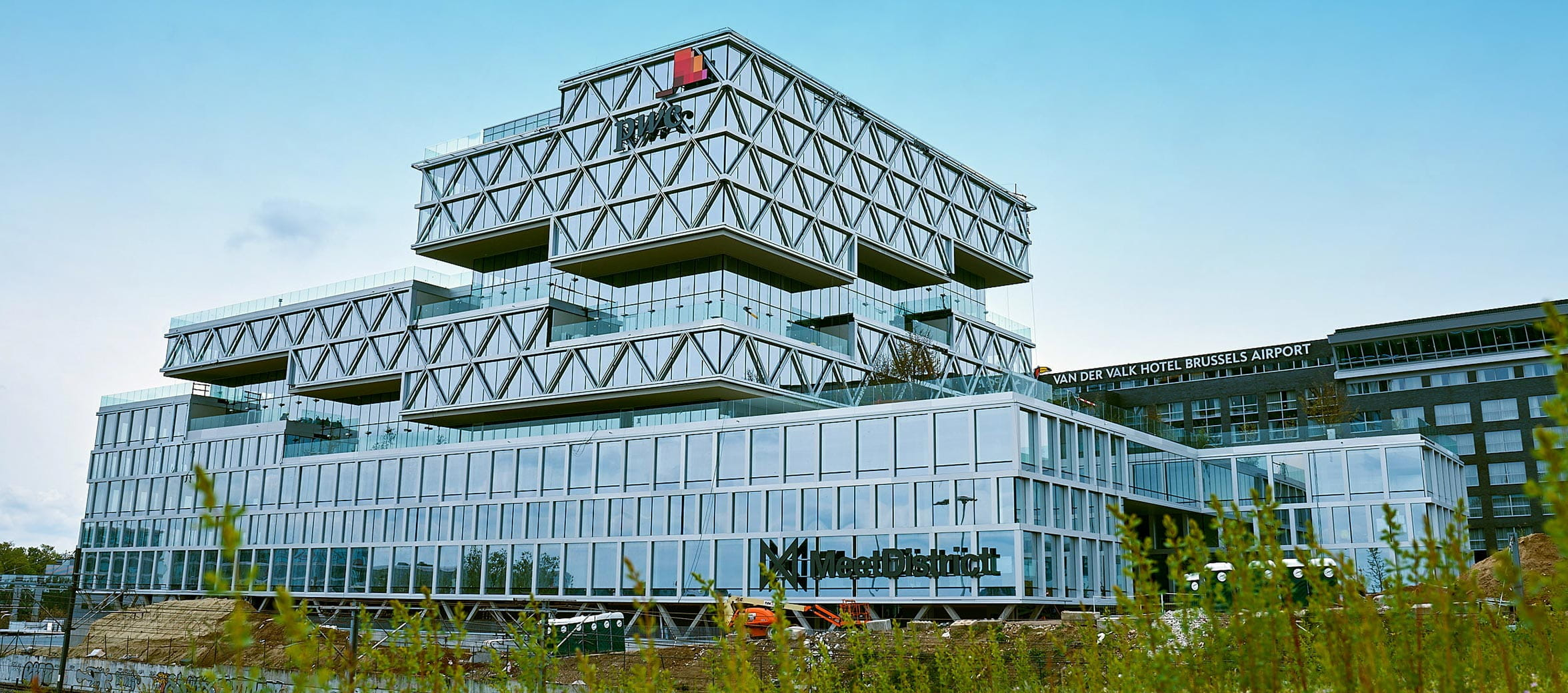 PwC Campus in Brussels