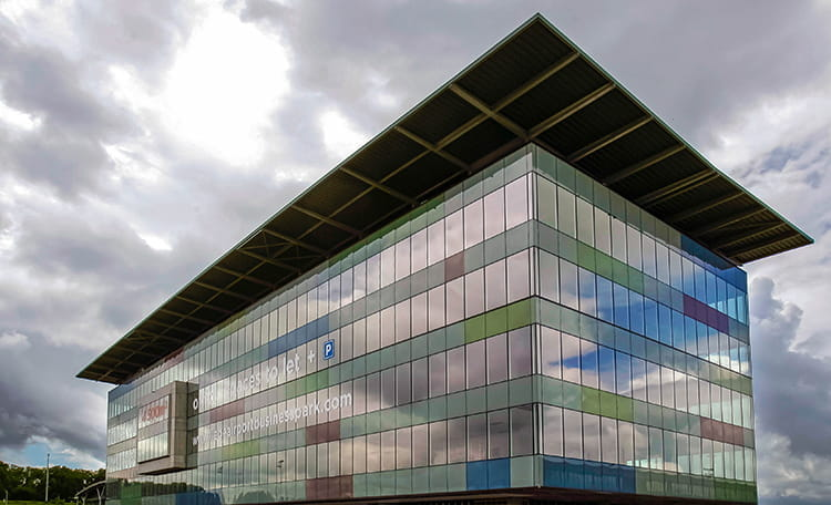Liege Belgium Office