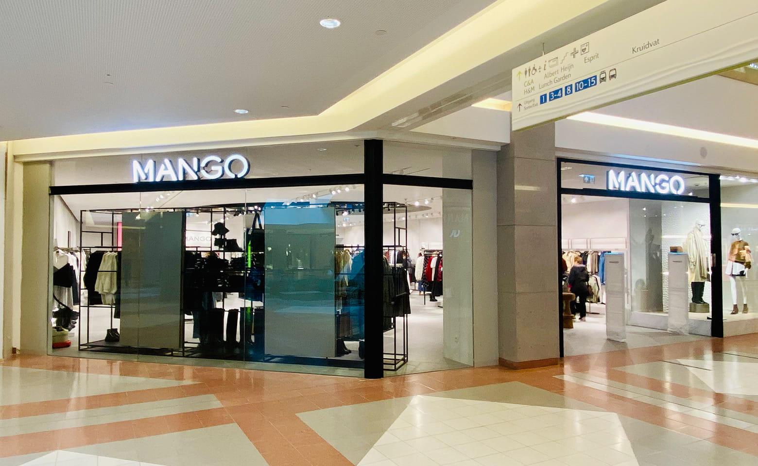 Wijnegem Mango