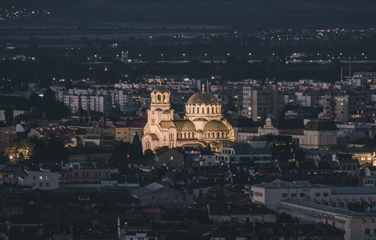 Bulgaria Cathedral
