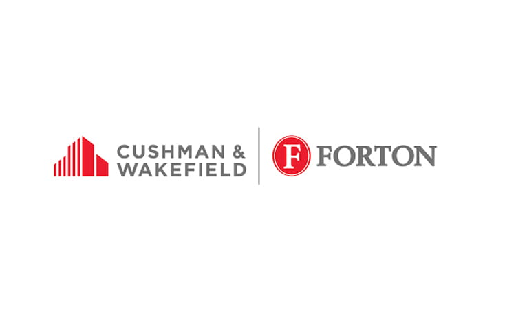 CW Forton logo