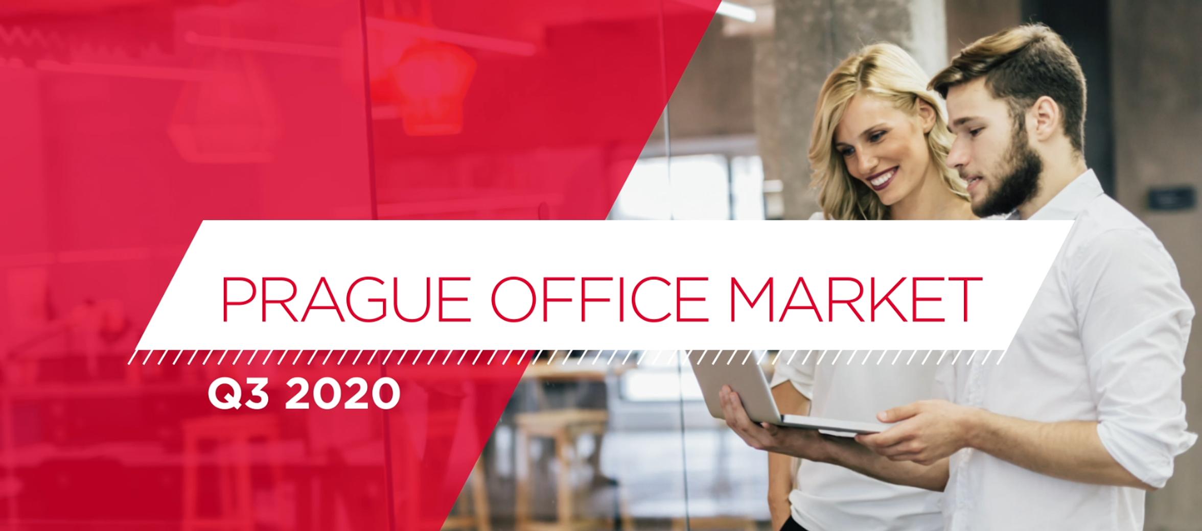 Prague Office Market cover