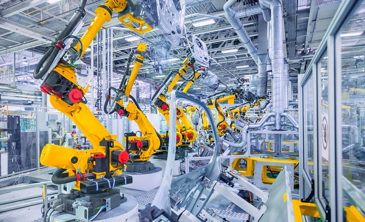 Industrial, auto manufacturing