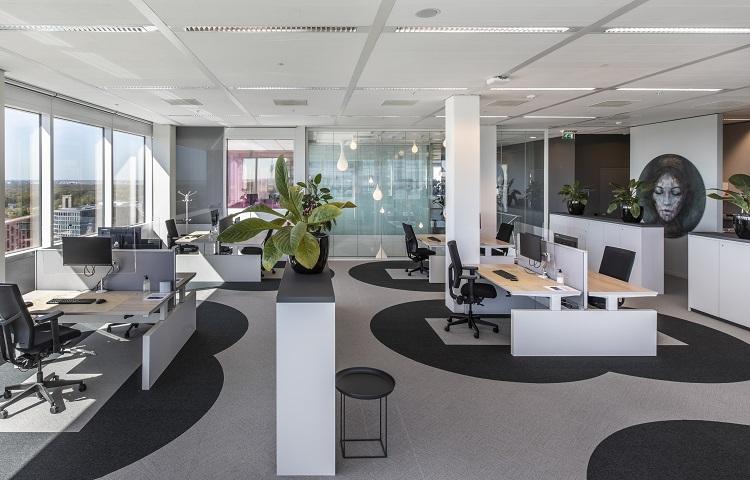 Six feet office