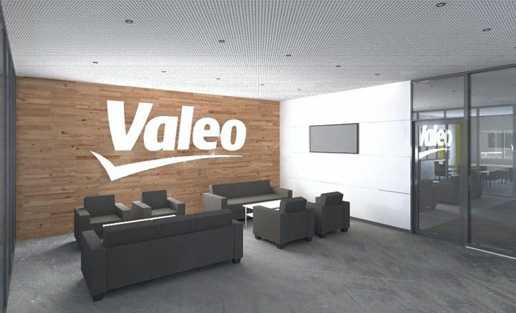 Valeo office Rakovník