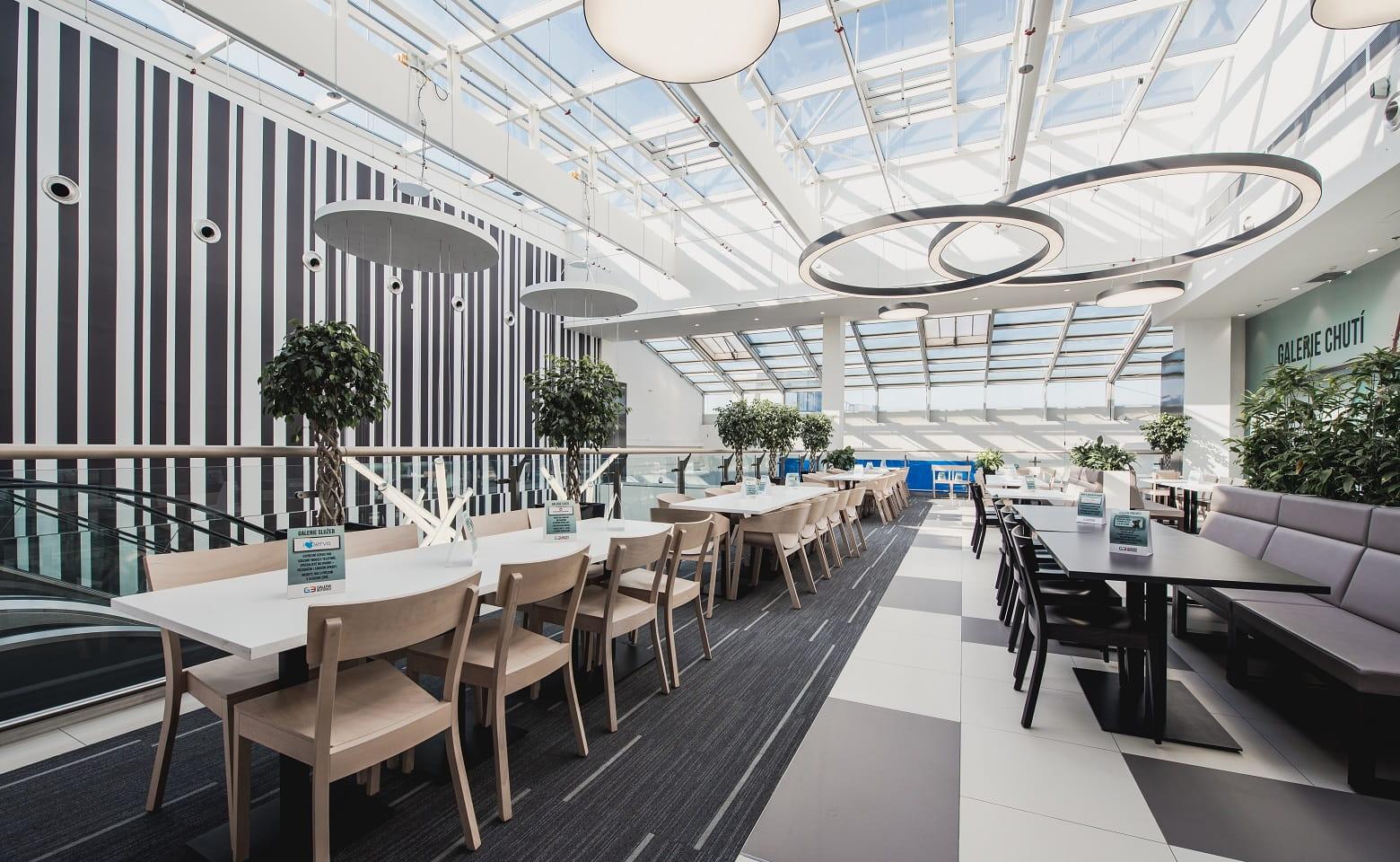 Galerie Butovice, shopping centre, gastro, restaurant
