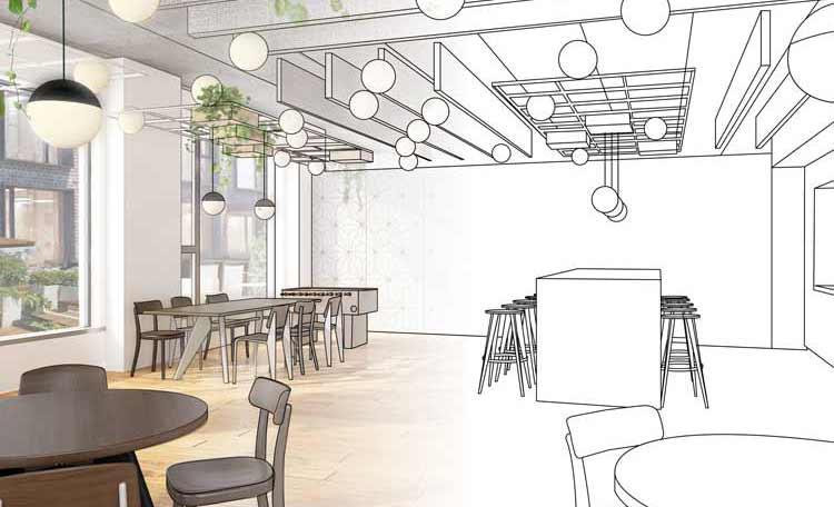 Design & Build - Aménagement espaces intérieurs entreprise
