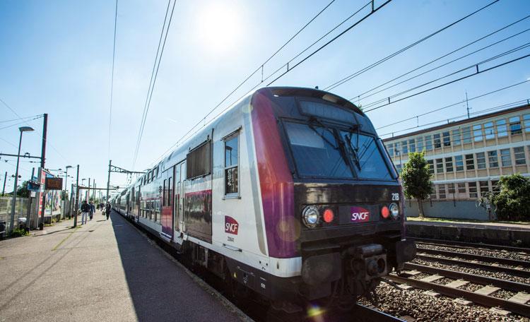 Transports Ile de France RER