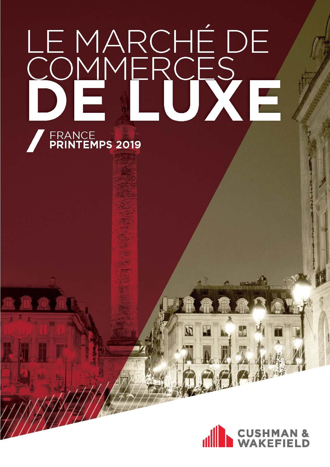 Marche de Commerces de Luxe cover