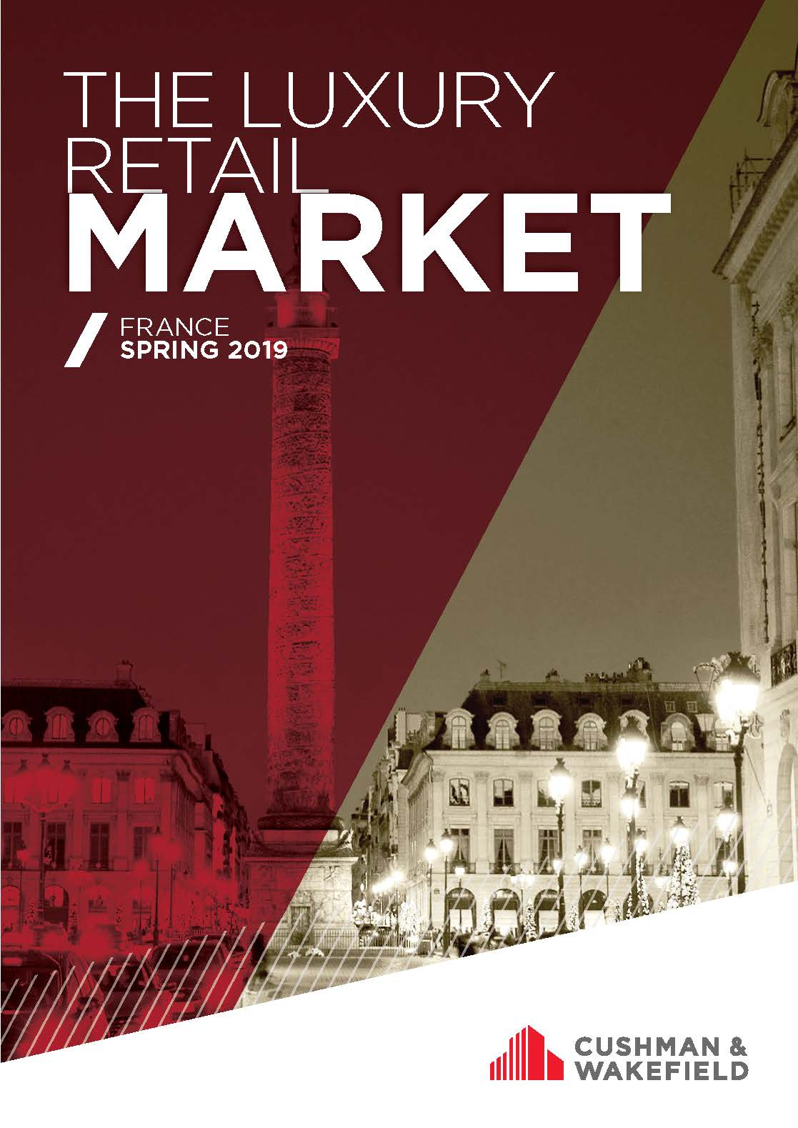 The Luxury Retail Market France cover