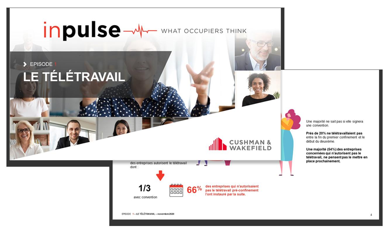inpulse Series - Enquêtes B2B What Occupiers Think - EP1 Le Télétravail