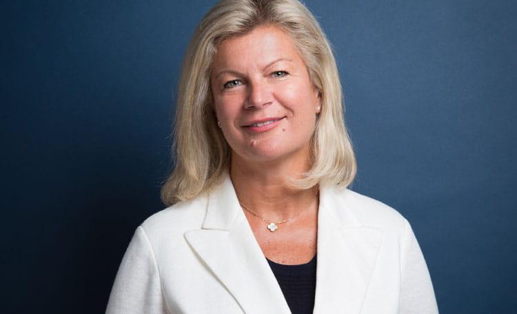 Barbara Koreniouguine - Présidente Cushman & Wakefield France