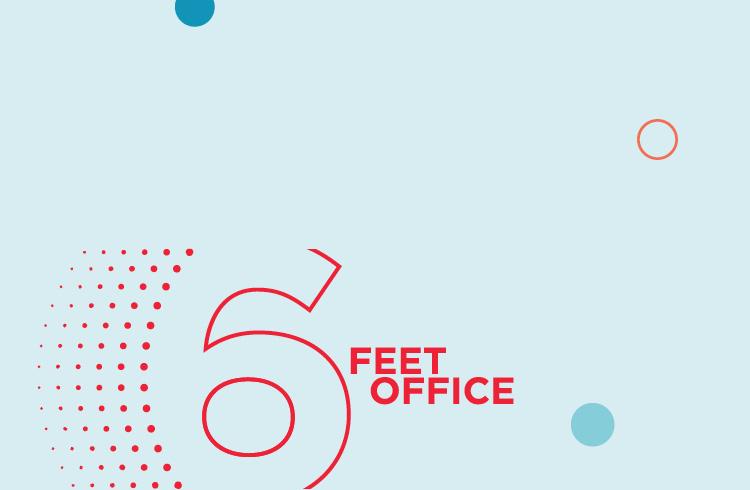 6 feet office