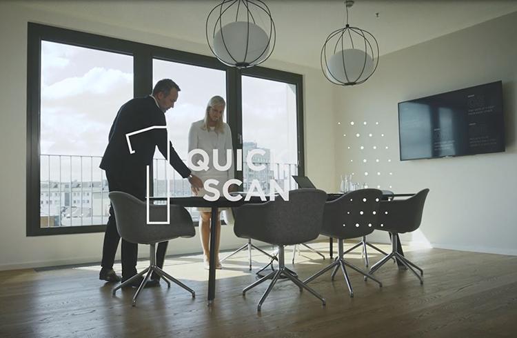 6 Feet Office Video DUS