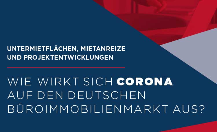 Corona Büromarkt Report 2020