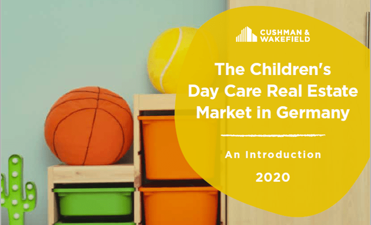 Children Day Care Real Estate Market Germany