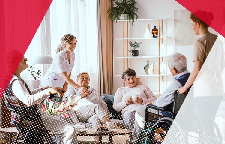 Pflegeimmobilien Report 2021