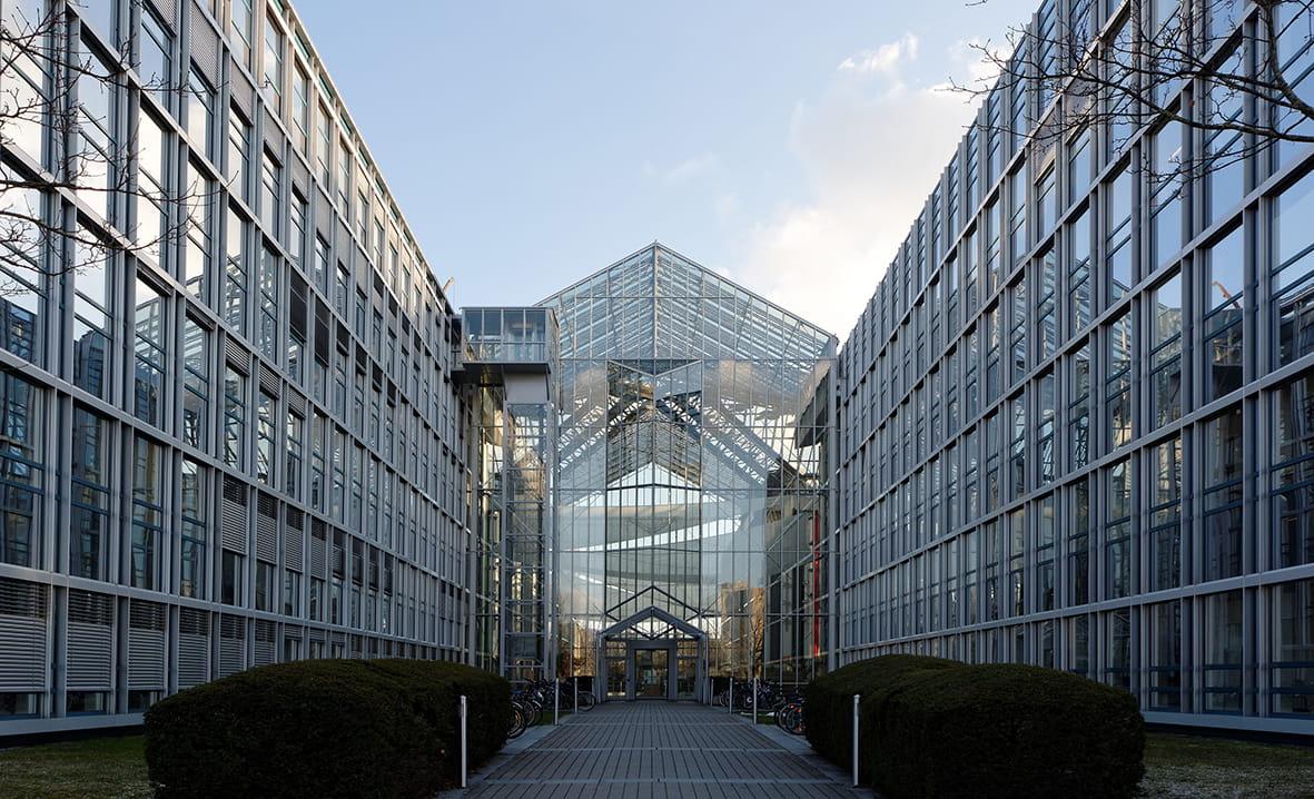 Atrium Munich