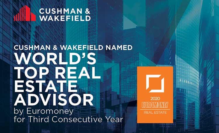 Euromoney named Cushman Wakefield