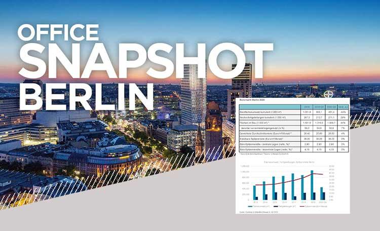 Office Agency Snapshot Berlin