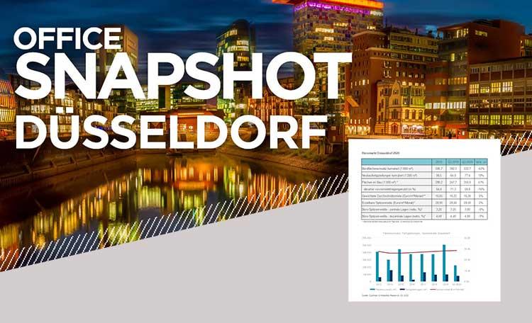 Office Agency Snapshot Düsseldorf