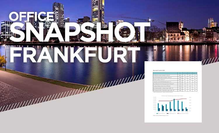 Office Agency Frankfurt Büromarktzahlen Q3