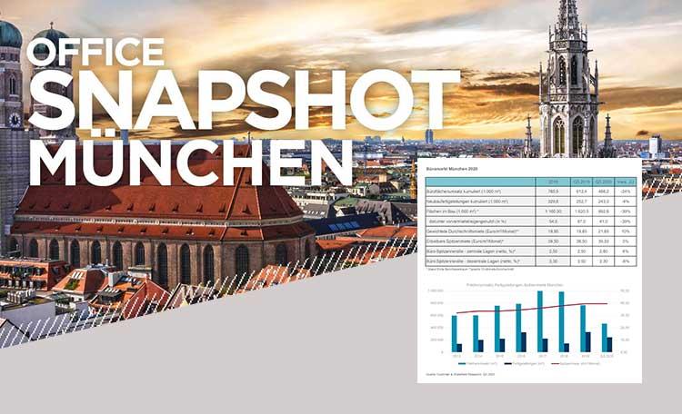 Office Agency Snapshot Munich