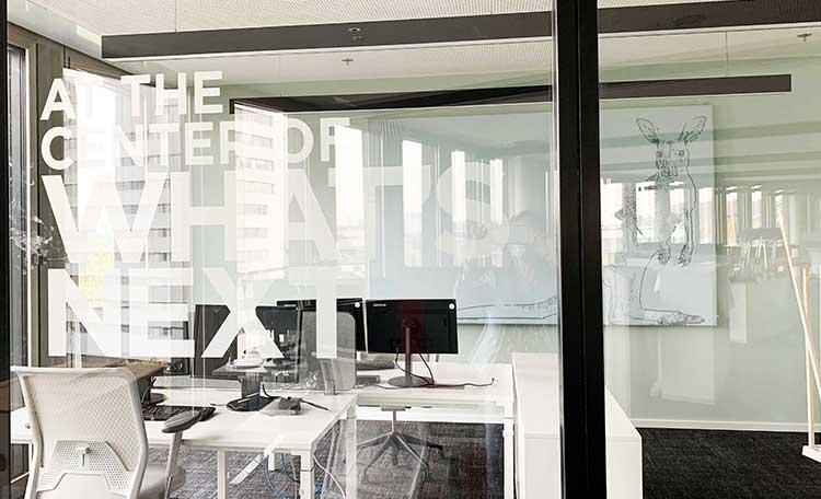 Cushman & Wakefield new office in Berlin