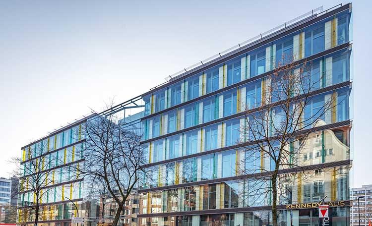 Cushman & Wakefield vermittelt Bürofläche an CLP