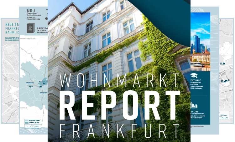 Wohnmarkt Report Frankfurt 2020