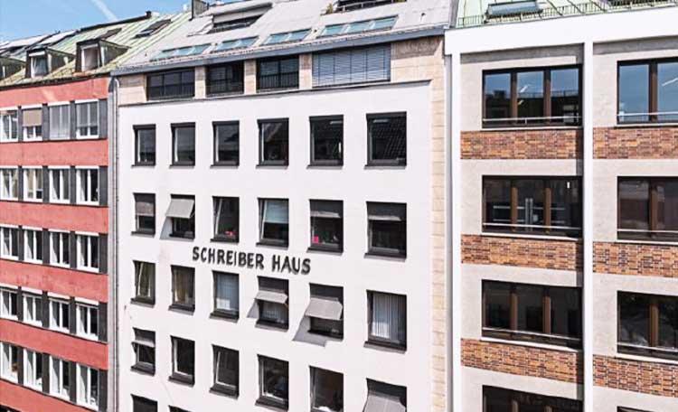 Cushman & Wakefield Schreiberhaus Munich