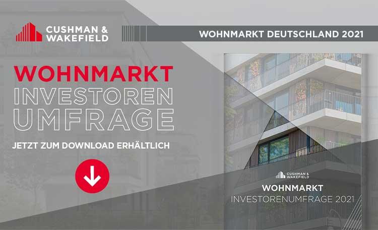 Wohnmarkt Investorenumfrage