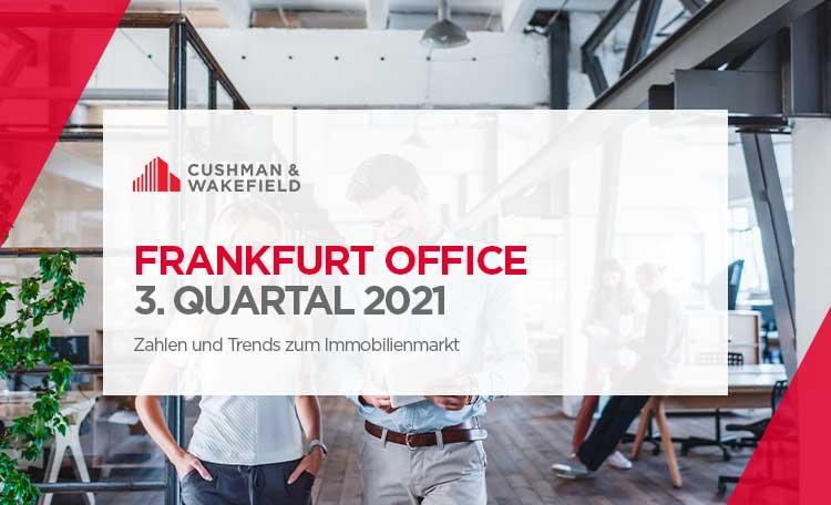Office Markt Frankfurt Q3 2021