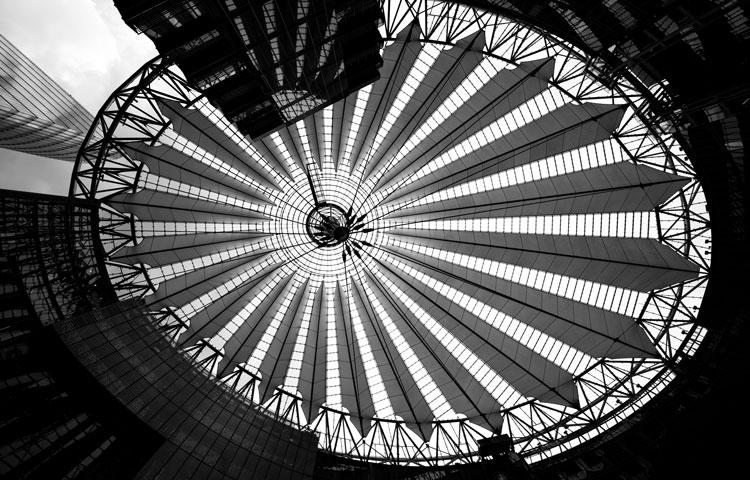 Germany Berlin Sony Center