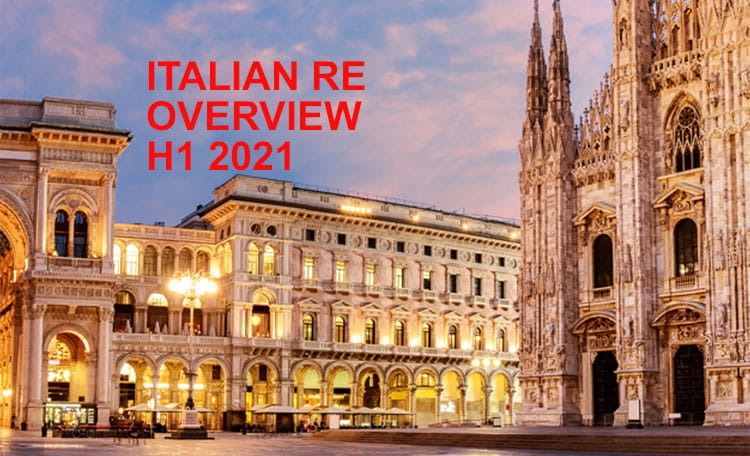 H1 2021 Italian Overview