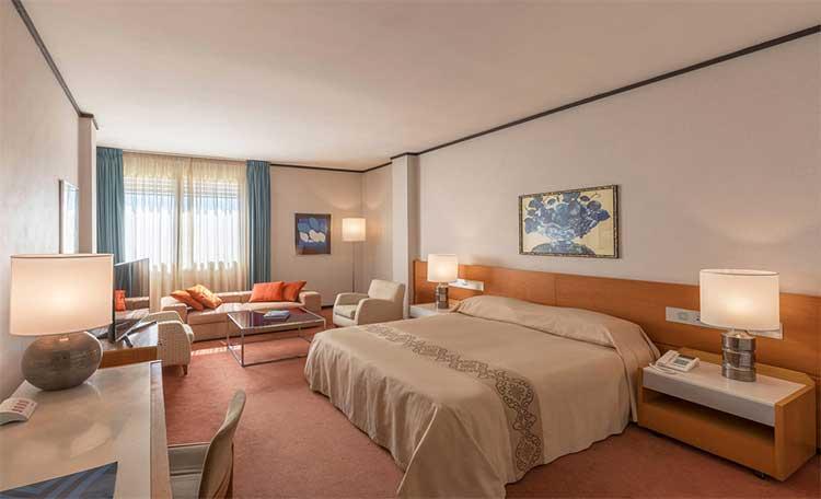 750x456 hotel President  Lecce