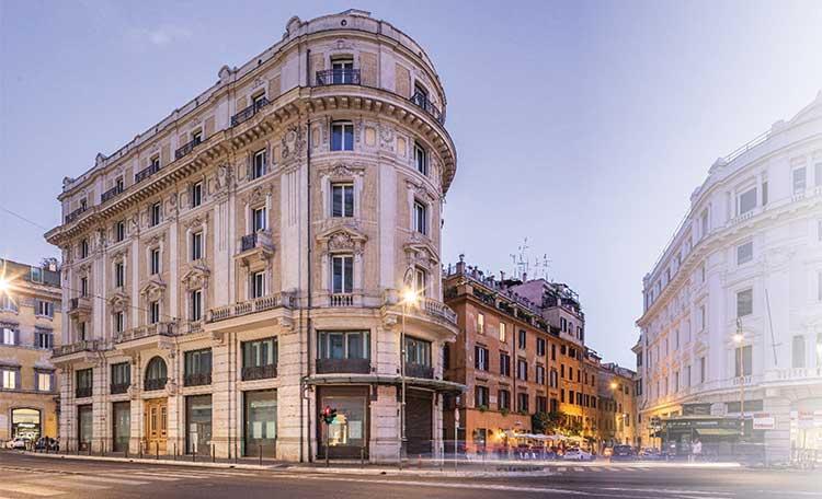 card palazzo del traforo rome