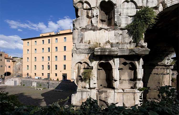 palazzo velabro facciata 2