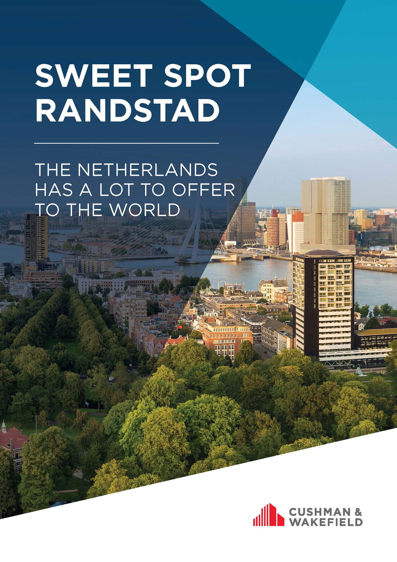 Sweet Spot Randstad report The Netherlands