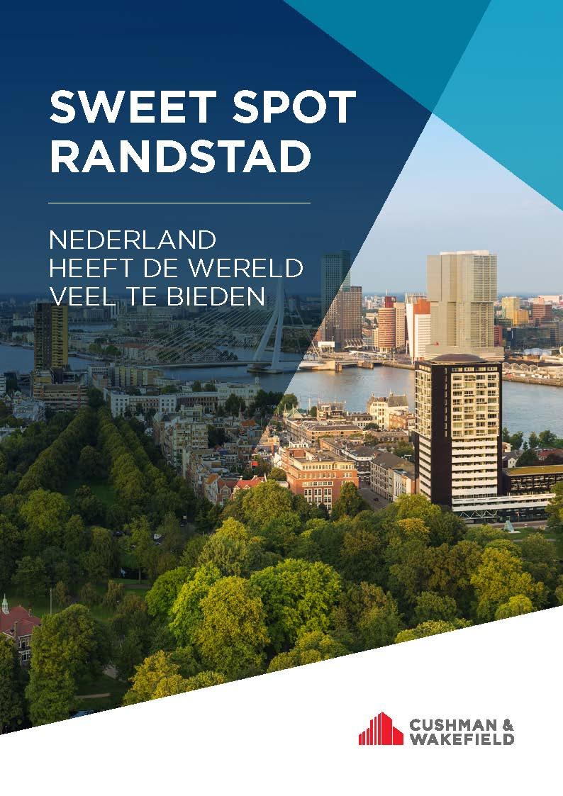 rapport Sweet Spot Randstad