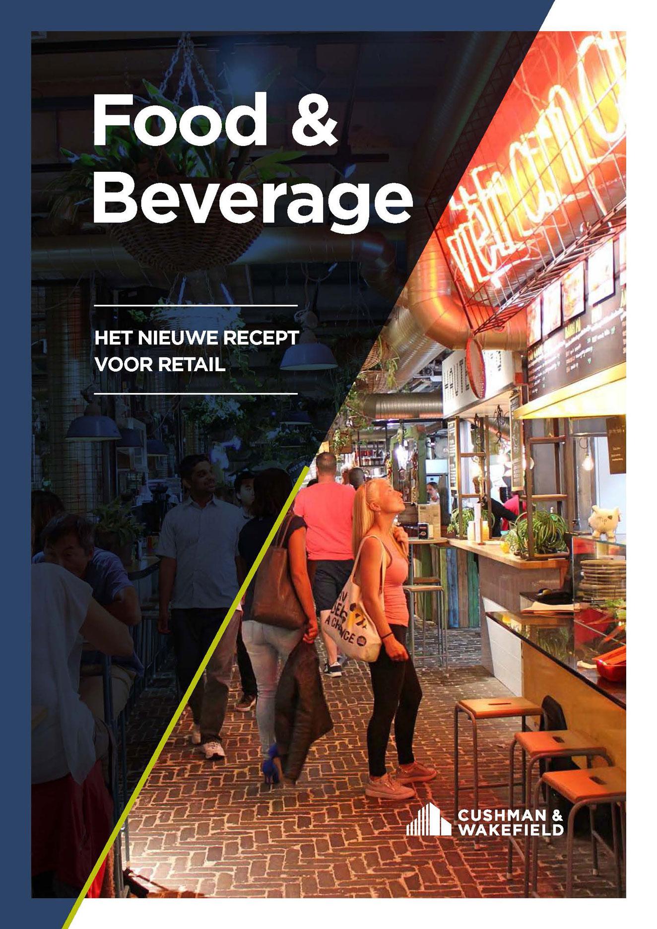 F&B Nederland rapport boekomslag