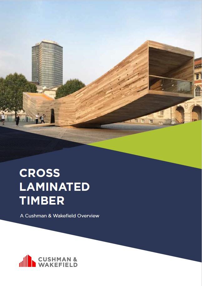Cushman & Wakefield Cross Laminated Timber