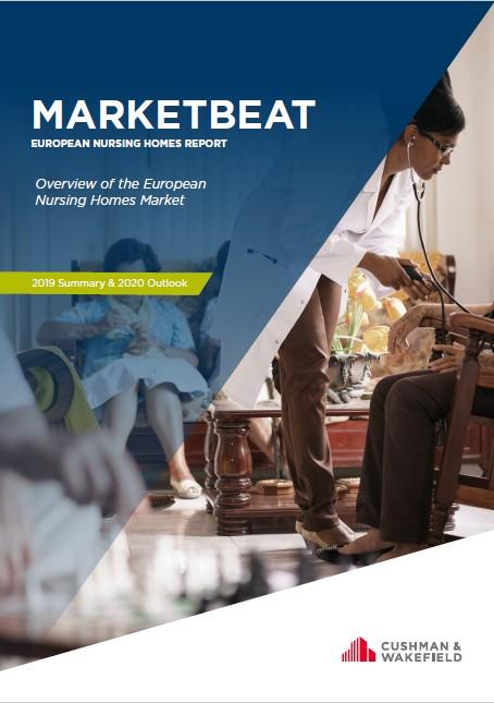 European Nursing Homes report 2019 cover
